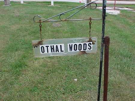 WOODS, OTHAL - Henry County, Iowa | OTHAL WOODS