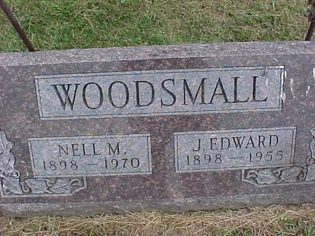 WOODSMALL, J. EDWARD - Henry County, Iowa | J. EDWARD WOODSMALL