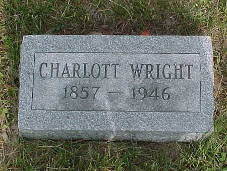 WRIGHT, CHARLOTT - Henry County, Iowa | CHARLOTT WRIGHT