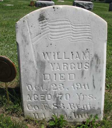 YARGUS, WILLIAM - Henry County, Iowa | WILLIAM YARGUS