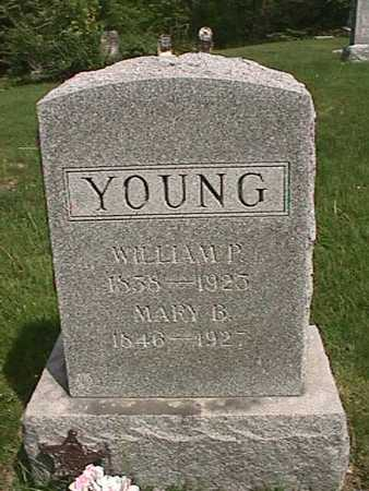 YOUNG, WILLIAM P - Henry County, Iowa | WILLIAM P YOUNG