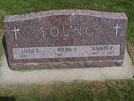 YOUNG, WILMA - Henry County, Iowa | WILMA YOUNG