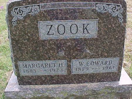 ZOOK, MARGARET H - Henry County, Iowa | MARGARET H ZOOK