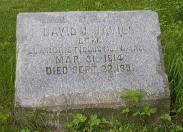 DAVIES, DAVID J. - Howard County, Iowa | DAVID J. DAVIES