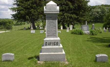 DAVIES, WILLIAM - Howard County, Iowa | WILLIAM DAVIES