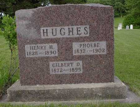 HUGHES, GILBERT D. - Howard County, Iowa | GILBERT D. HUGHES