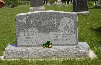 JENKINS, JOHN H. - Howard County, Iowa | JOHN H. JENKINS