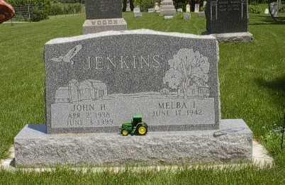 JENKINS, JOHN H. - Howard County, Iowa | JOHN H. JENKINS