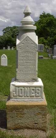 JONES, JOHNNIE - Howard County, Iowa | JOHNNIE JONES