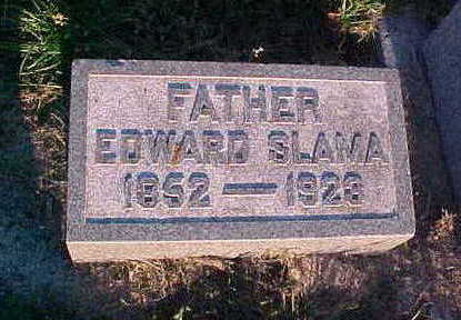 SLAMA, EDWARD - Howard County, Iowa | EDWARD SLAMA