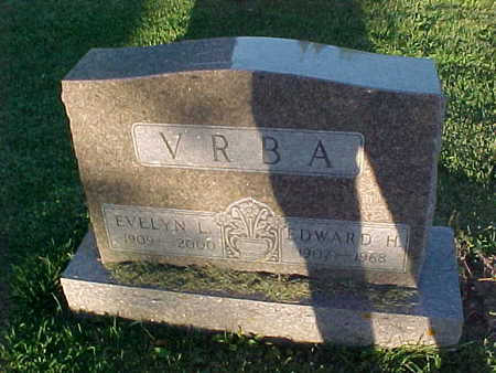 VRBA, EDWARD  H. - Howard County, Iowa | EDWARD  H. VRBA