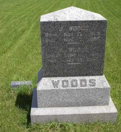 WOODS, J. - Howard County, Iowa | J. WOODS