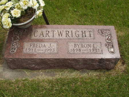CARTWRIGHT, BYRON L. - Humboldt County, Iowa | BYRON L. CARTWRIGHT