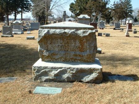 DOAN WILDER, STONE - Humboldt County, Iowa | STONE DOAN WILDER