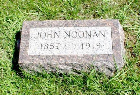 NOONAN, JOHN - Humboldt County, Iowa | JOHN NOONAN
