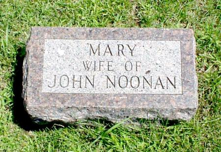 NOONAN, MARY - Humboldt County, Iowa | MARY NOONAN