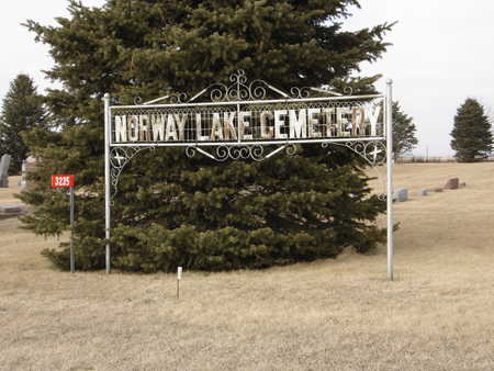 NORWAY LAKE, CEMETERY - Humboldt County, Iowa | CEMETERY NORWAY LAKE