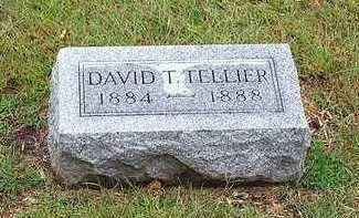 TELLIER, DAVID T. - Humboldt County, Iowa | DAVID T. TELLIER