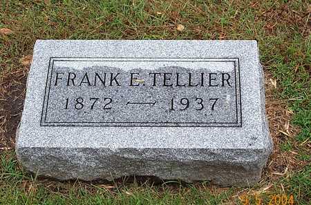 TELLIER, FRANK E. - Humboldt County, Iowa | FRANK E. TELLIER