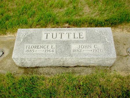 TUTTLE, JOHN C. - Humboldt County, Iowa | JOHN C. TUTTLE