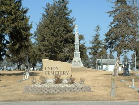 UNION, CEMETERY - Humboldt County, Iowa | CEMETERY UNION