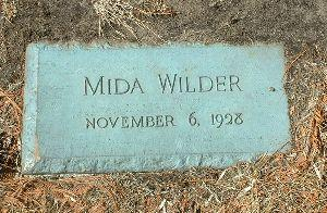WILDER, MILDA - Humboldt County, Iowa | MILDA WILDER