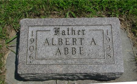 ABBE, ALBERT A. - Ida County, Iowa | ALBERT A. ABBE