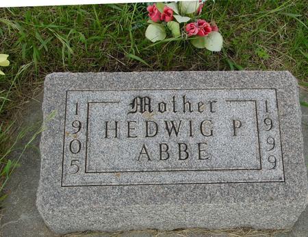 ABBE, HEDWIG - Ida County, Iowa | HEDWIG ABBE