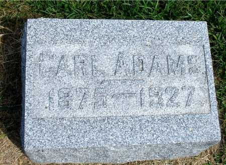 ADAMS, CARL - Ida County, Iowa | CARL ADAMS