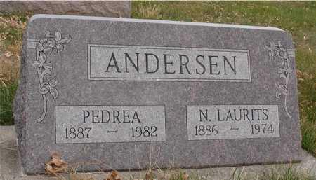 ANDERSEN, PEDREA - Ida County, Iowa | PEDREA ANDERSEN