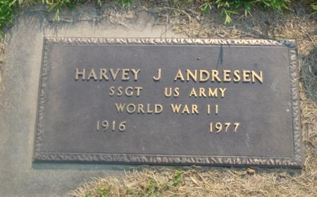 ANDRESEN, HARVEY J. - Ida County, Iowa | HARVEY J. ANDRESEN