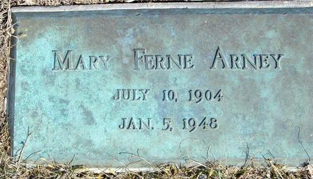 ARNEY, MARY FERNE - Ida County, Iowa | MARY FERNE ARNEY
