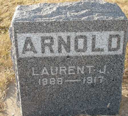ARNOLD, LAURENT J. - Ida County, Iowa | LAURENT J. ARNOLD