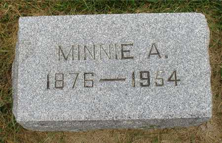 ARP, MINNIE A. - Ida County, Iowa | MINNIE A. ARP