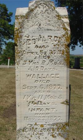 BAILEY, EDWARD & WALLACE - Ida County, Iowa | EDWARD & WALLACE BAILEY