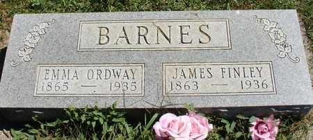 BARNES, JAMES & EMMA - Ida County, Iowa | JAMES & EMMA BARNES