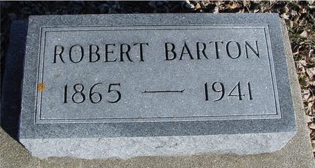BARTON, ROBERT - Ida County, Iowa | ROBERT BARTON