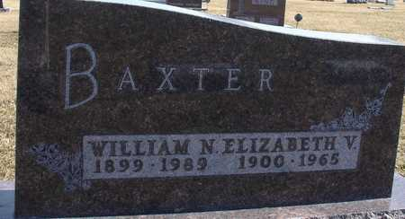 BAXTER, WILLIAM &ELIZABETH - Ida County, Iowa | WILLIAM &ELIZABETH BAXTER