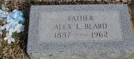 BEARD, ALEX  L. - Ida County, Iowa | ALEX  L. BEARD