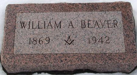BEAVER, WILLIAM A. - Ida County, Iowa | WILLIAM A. BEAVER
