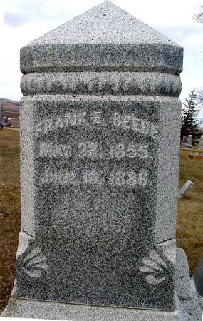 BEEBE, FRANK E. - Ida County, Iowa | FRANK E. BEEBE