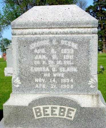 BEEBE, LOUISA - Ida County, Iowa | LOUISA BEEBE