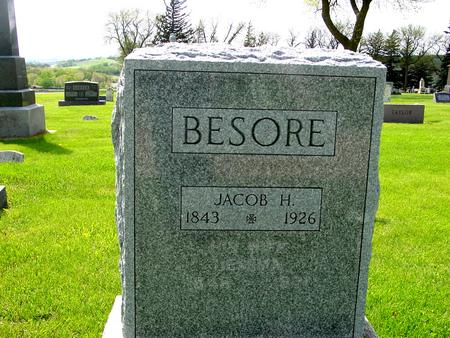 BESORE, JACOB - Ida County, Iowa | JACOB BESORE