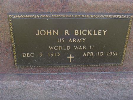 BICKLEY, JOHN R. - Ida County, Iowa | JOHN R. BICKLEY