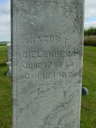 BIELENBERG, JACOB F. - Ida County, Iowa | JACOB F. BIELENBERG