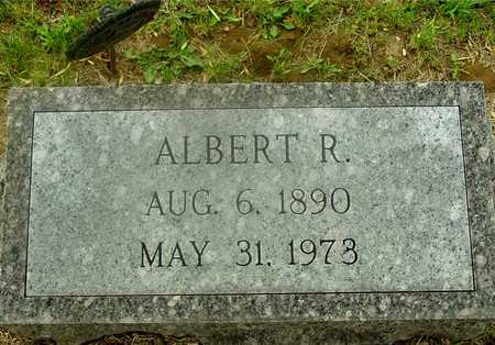 BIRD, ALBERT R. - Ida County, Iowa | ALBERT R. BIRD