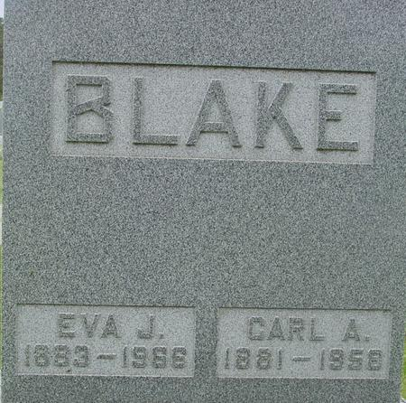 BLAKE, CARL - Ida County, Iowa | CARL BLAKE