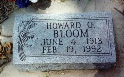 BLOOM, HOWARD O. - Ida County, Iowa | HOWARD O. BLOOM