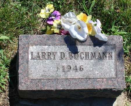 BOCHMANN, LARRY D. - Ida County, Iowa | LARRY D. BOCHMANN