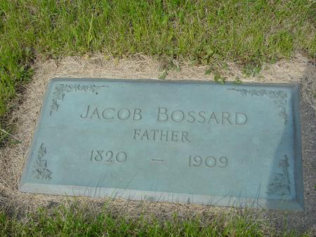 BOSSARD, JACOB - Ida County, Iowa | JACOB BOSSARD
